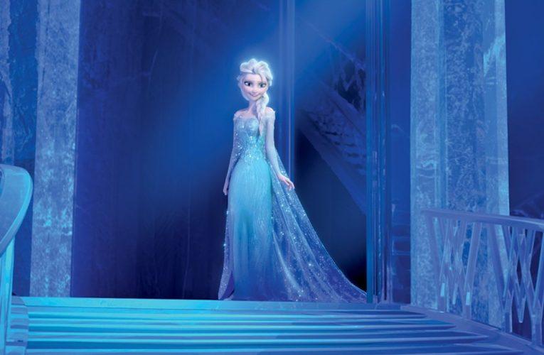 公主夢成真!日牌7款迪士尼公主晚裝美到尖叫