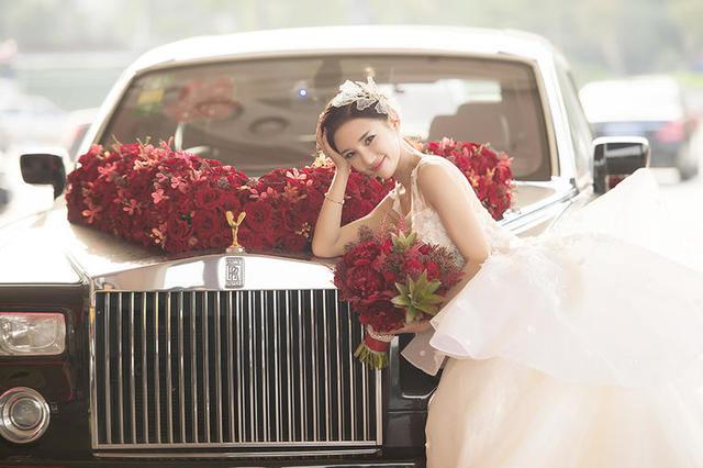婚紗顏色代表的意義