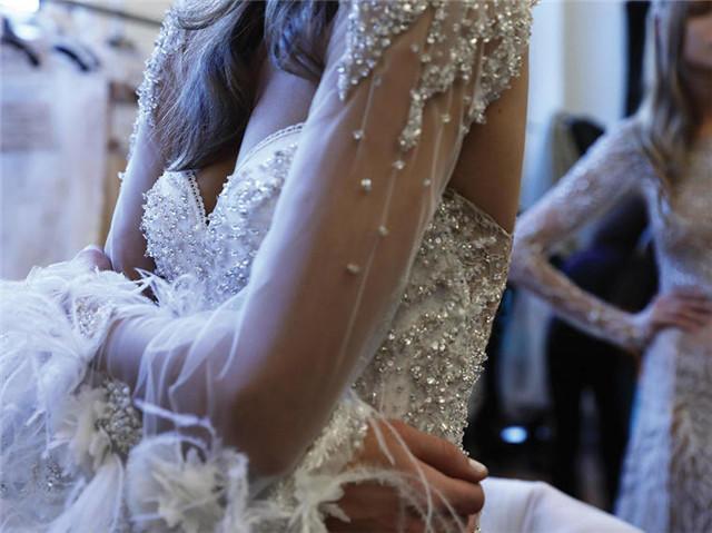 高檔婚紗多少錢一套