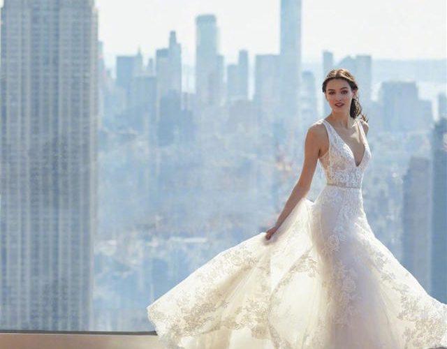 國際十大頂級婚紗品牌,你知道幾個?