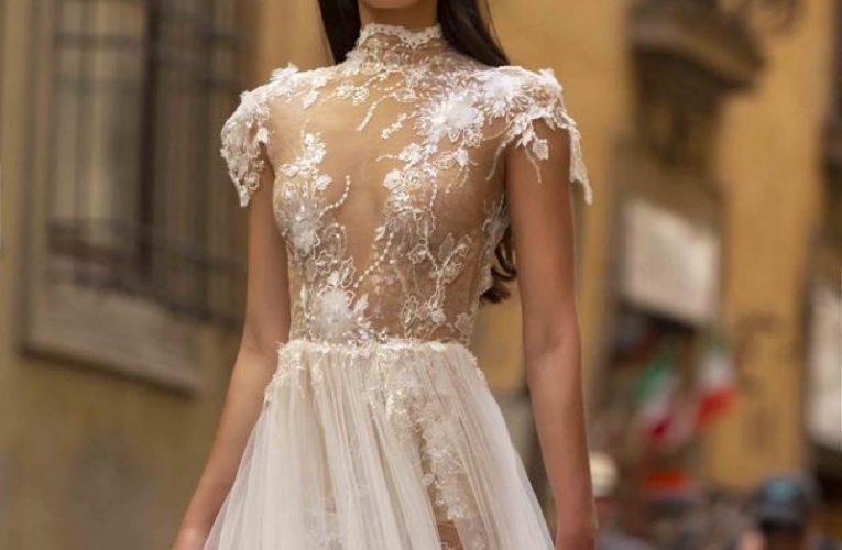 """[新聞] """"Berta""""2020婚紗禮服Muse系列,佛羅倫薩的靈感"""