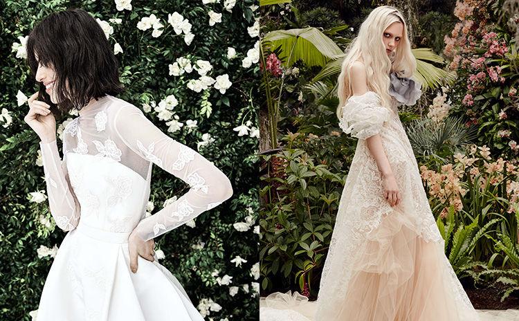 不同婚禮場地 選擇不同款式婚紗