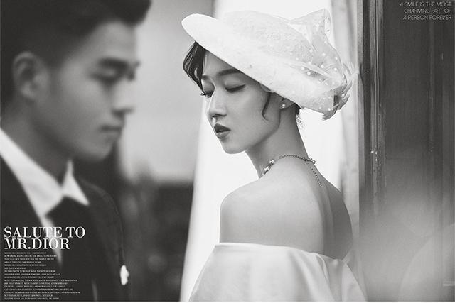 韓式風婚紗照也分很多種,你確定知道自己喜歡哪一種麼?