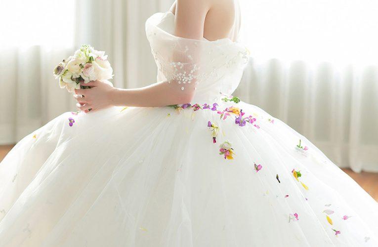 婚禮潮流報告!沒想到婚紗加口袋更有個性!