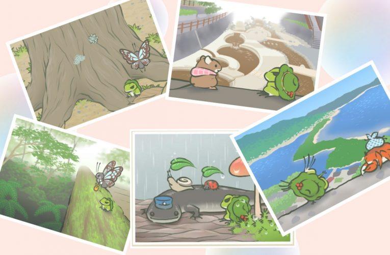 旅蛙帶路!另類日本婚照之選