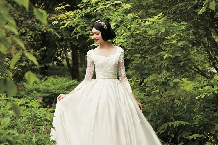 選擇婚紗時的十個錯誤!